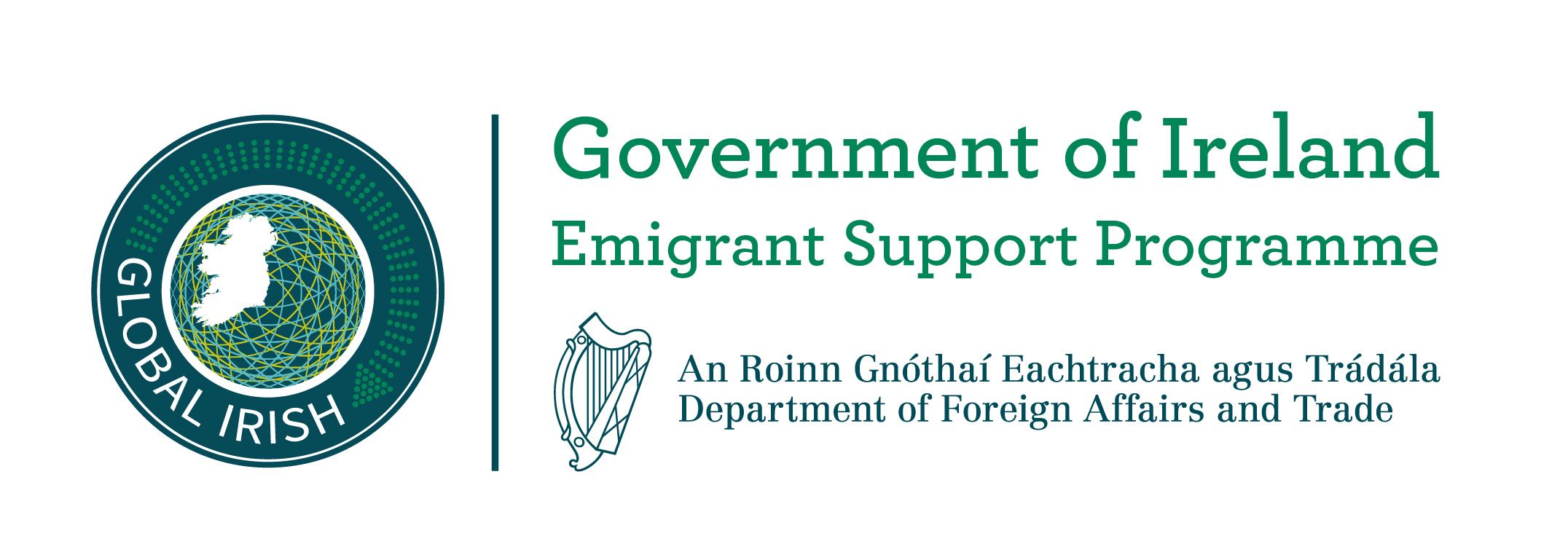 Emigrant Support Program Logo ESP-NEW