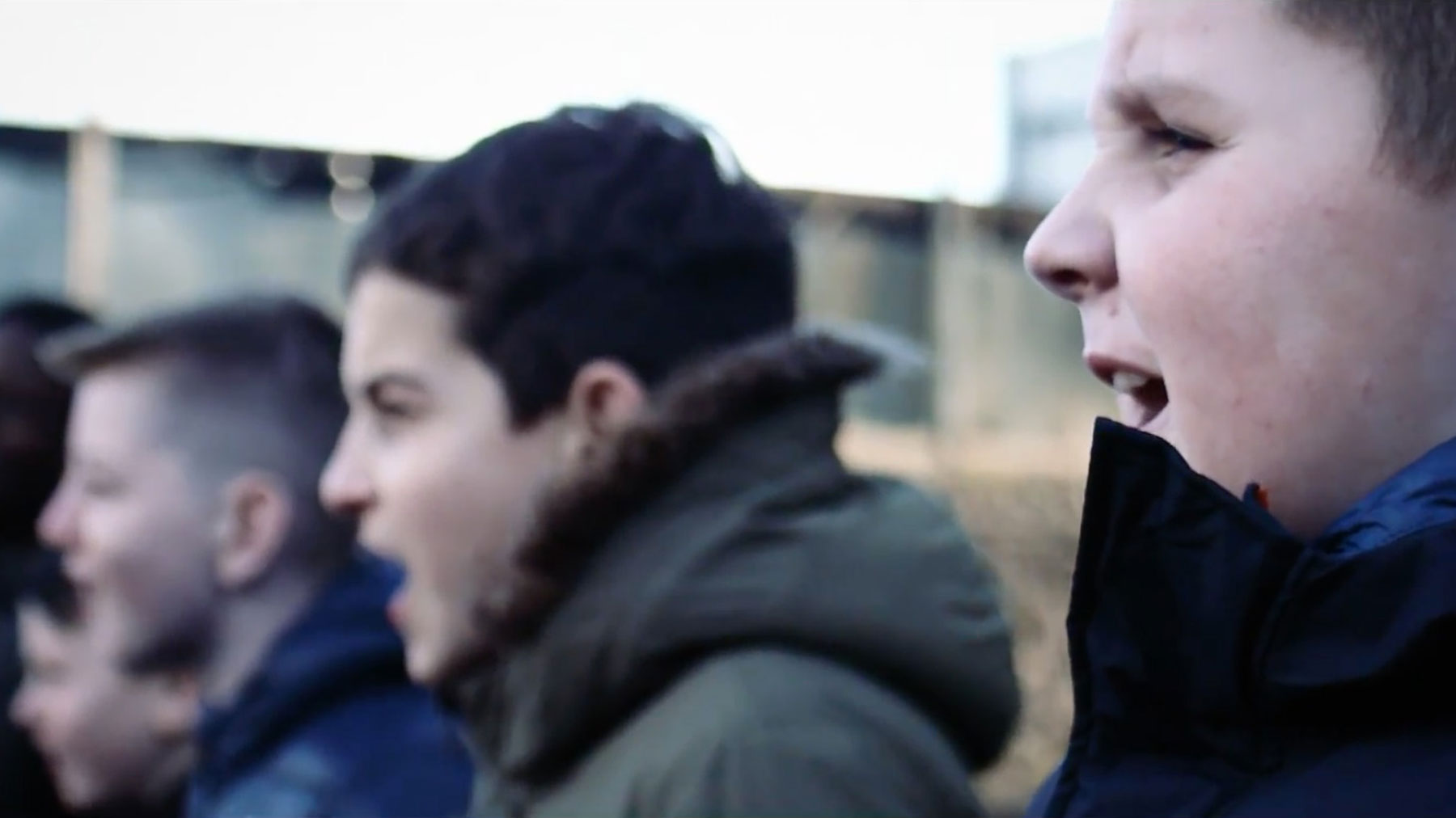 The First Was A Boy - Directed by Shaun Dunne